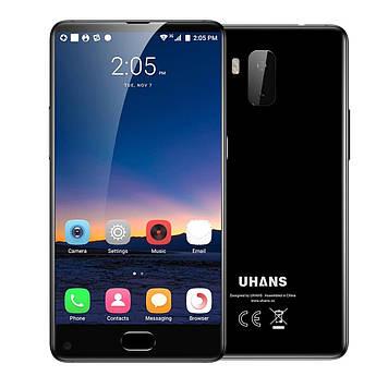 Смартфон UHANS MX Black