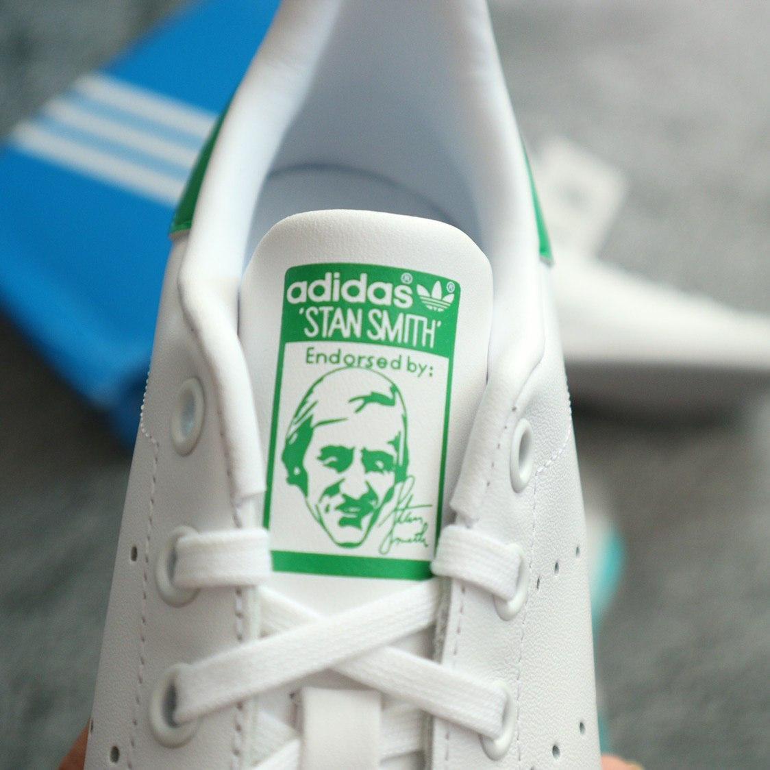 Кроссовки Оригинал Adidas Stan Smith M20605 36 (23 см)