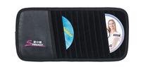 Органайзер на солнцезащитный козырек, карман для 12 CD дисков и карман под документы