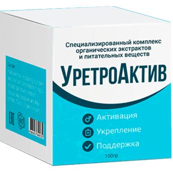 УретроАктив препарат для потенции