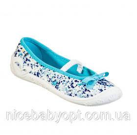 Мокасини для дівчинки 3F Navy Blue 35р.