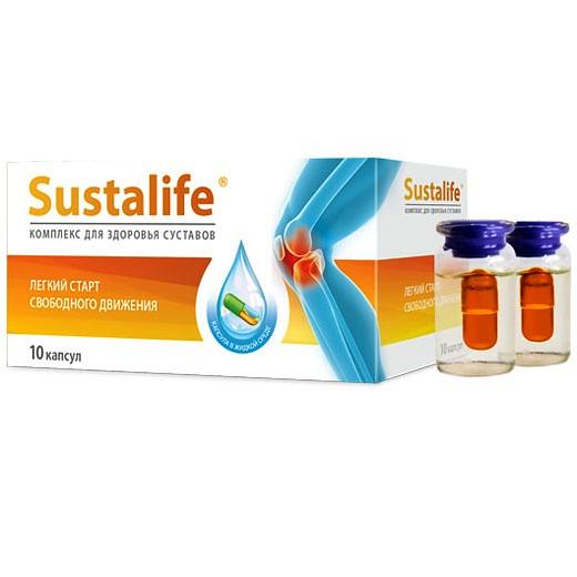 Сусталайф (Sustalife) капсулы для суставов