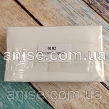 Полимерная глина Пластишка, №0102 полупрозрачный, 250г / Полімерна глина Пластішка, №0102 напівпрозорий, 250г