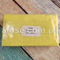Полимерная глина Пластишка, №0104 лимонный, 250 г / Полімерна глина Пластішка, №0104 лимонний, 250 г