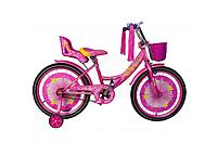 Велосипед Azimut Girls/Диаметр колеса 12