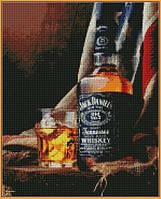 Алмазная вышивка  40×50 см. Теннесси Виски Джек Дэниэлс (ST1115), фото 1