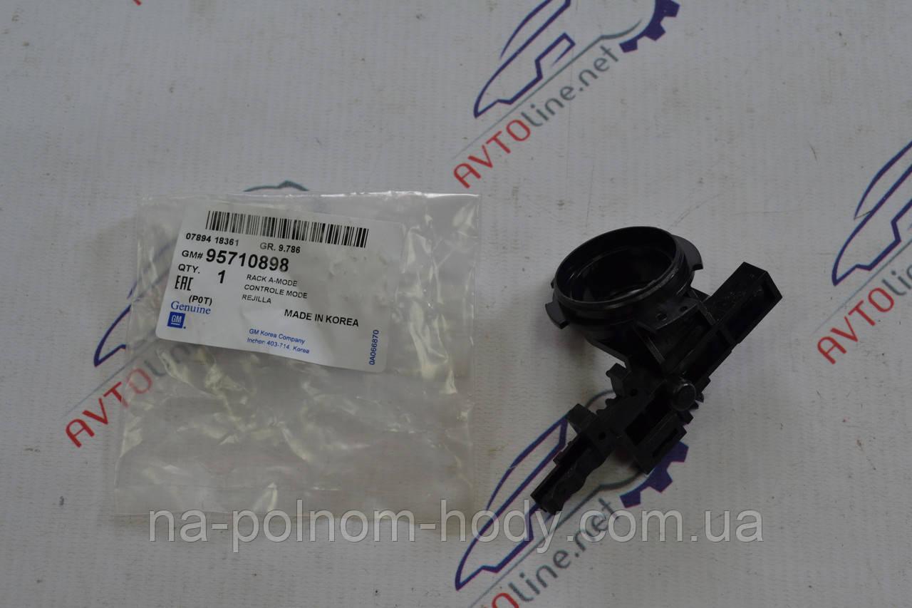 переключатель отопителя Ланос(шестерня режимов 205) Ланос Сенс (ориганал) GM Корея