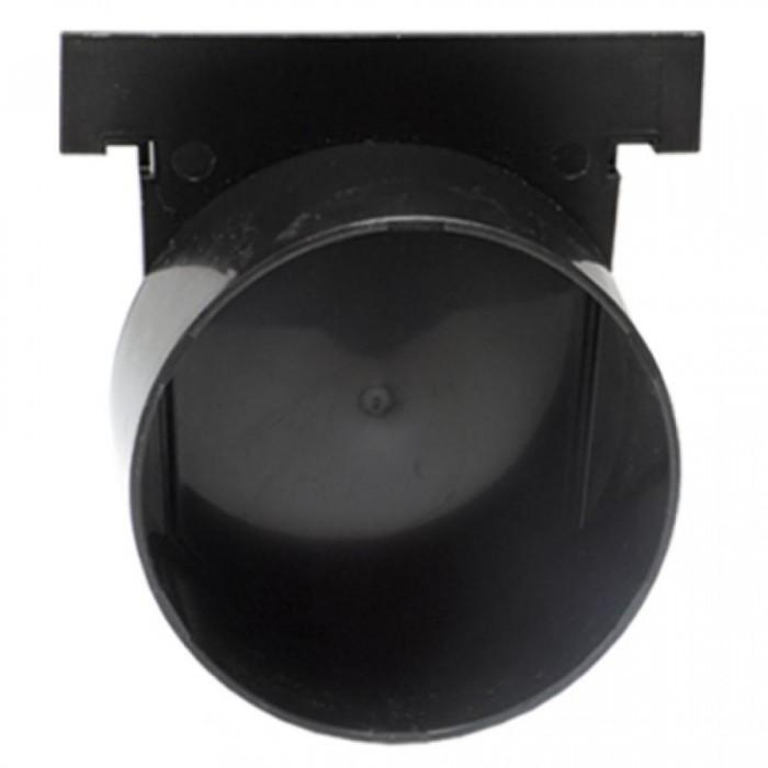 Заглушка к глубокому водоотводному желобу высотой 150 мм (мама)