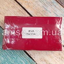 Полимерная глина Пластишка, №0110 бордовый, 250 г / Полімерна глина Пластішка, №0110 бордовий, 250 г
