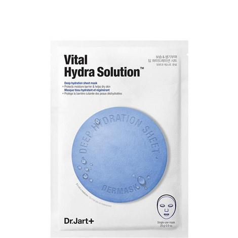 Увлажняющая маска с гиалуроновой кислотой Dr. Jart Dermask Water Jet Vital Hydra Solution