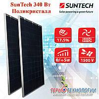 Солнечная батарея SunTech Double glass 340 Вт, Poly