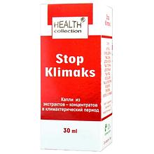 Капли Stop Klimaks от климакса (Health Collection)