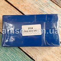 Полимерная глина Пластишка, №1114 лузурная волна, 250г / Полімерна глина Пластішка, №1114 лузурно-синій, 250г.