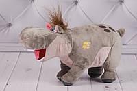 """Мягкая игрушка бегемот Бешти, игрушки """"Хранитель Лев"""", плюшевой бегемот, """"Король Лев"""""""
