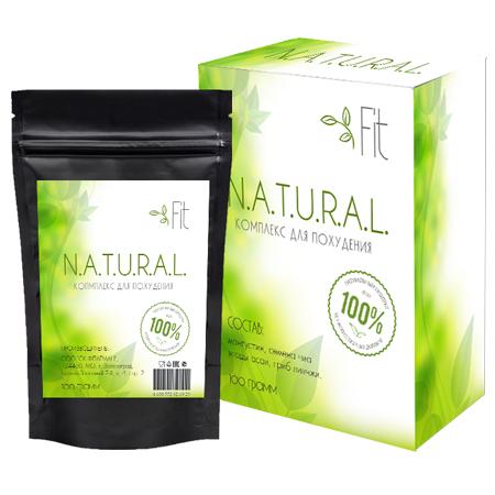 NATURAL Fit комплекс для похудения (порошок-блокатор калорий)