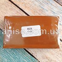 Полимерная глина Пластишка, №0121 охра, 250 г / Полімерна глина Пластішка, №0121 охра, 250 г