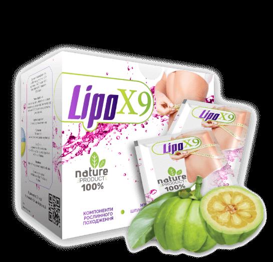LipoX9 для похудения