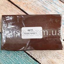 Полимерная глина Пластишка, №0122 коричневый, 250 г / Полімерна глина Пластішка, №0122 коричневий, 250 г