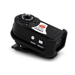 Wi-Fi мини видеокамера Q7 1080P с клипсой, датчиком движения и ночным видением