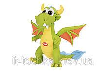Масса тесто для лепки paulinda pl-081378-13 super dough cool dragon Дракон зеленый