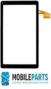 "Сенсор (Тачскрин) для планшета 10.1"" Bravis NB102 50pin (254x145mm) HK10DR2767   QX20151207 (Черный) Оригинал"
