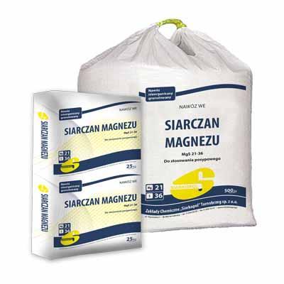 Сульфат магния гранулированный SIARKOPOL 21-36