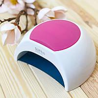 Лампа для маникюра SUN 2С UV/LED 48 Вт (с розовой подушечкой)