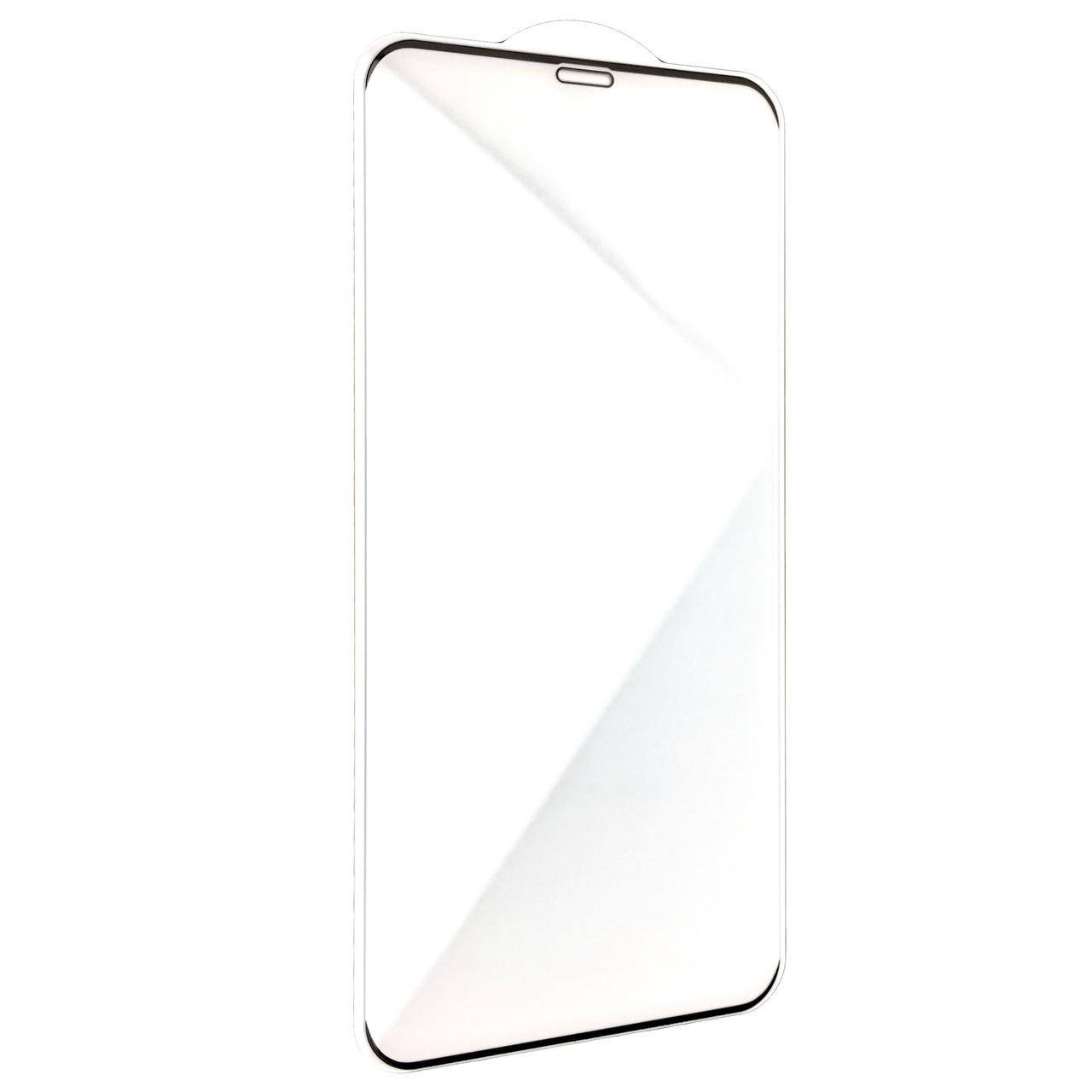Защитное стекло Glass Beard Full Glue Apple iPhone XS face (black)