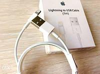 Оригинальный зарядный кабель apple шнур на айфон для 5s 6 7 8plus X 10