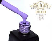 Гель-лак Milano 10 мл. №070⭐⭐⭐⭐⭐