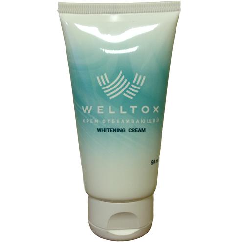 Противопигментный крем Welltox (от веснушек и пигментации)