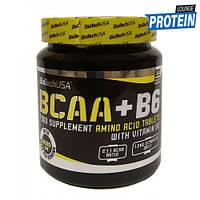 Аминокислоты bcaa BioTech BCAA + B6 (340 tabs)
