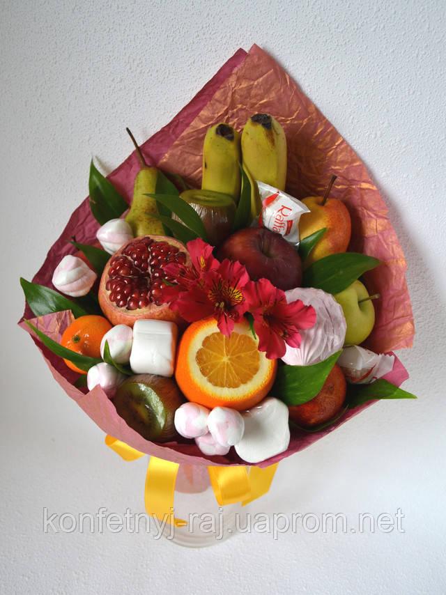 Замовити букет з фруктів в Харкові