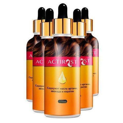 АктиРост (ActiRost) средство для роста волос