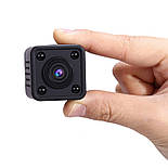 WiFi мини камера SH09 Square, фото 8