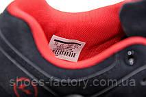 Кроссовки унисекс в стиле Nike Air Huarache, Dark Blue\Red, фото 3