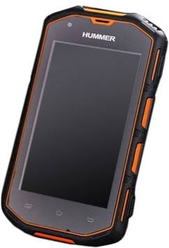 Смартфон Hummer H5 Orange
