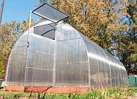 Арочная Теплица Сверхпрочная Основа Nk Plast (300х400х200 см) Сотовый Поликарбонат 4 мм, фото 1