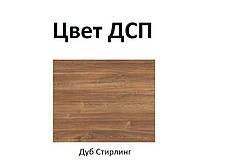 Вітрина REG1W2S/20/7 Герман Дуб стірлінг (БРВ-Україна ТМ), фото 2
