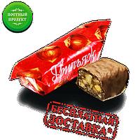 """Белорусские конфеты """"Грильяж в шоколаде"""" Коммунарка"""