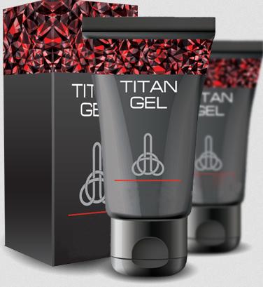Крем для увеличения члена Titan Gel (Титан Гель)