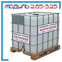 Жидкое стекло калиевое: плотность 1,30—1,39, модуль 2,85—3,25, фото 1