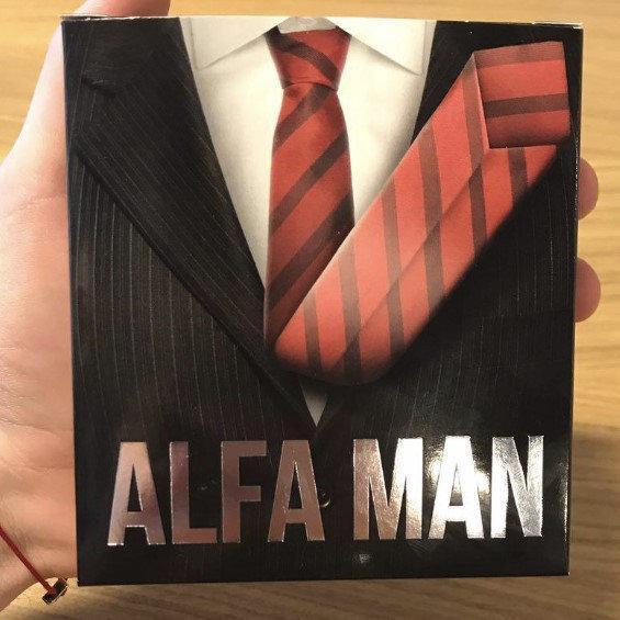 Alfa Man (Альфа Мен) капли для потенции