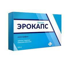 Эрокапс таблетки для потенции