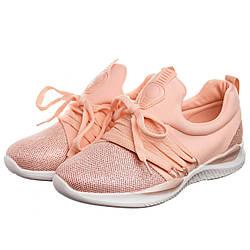 Жіночі кросівки NM 40 pink