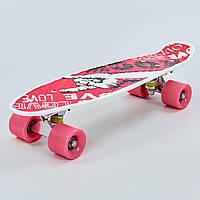 Скейтборд пластиковий Penny HB-13-3 22in, фото 1