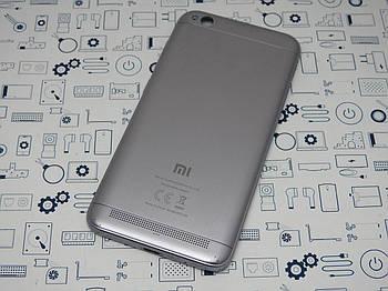 Б.У. Задняя крышка Xiaomi Redmi 5A серый Оригинал