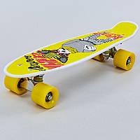 Скейтборд пластиковий Penny HB-13-4 22in, фото 1