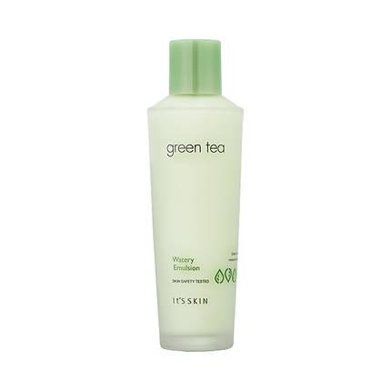 Эмульсия для лица Its Skin Skin Green Tea Watery Emulsion 150мл, фото 2