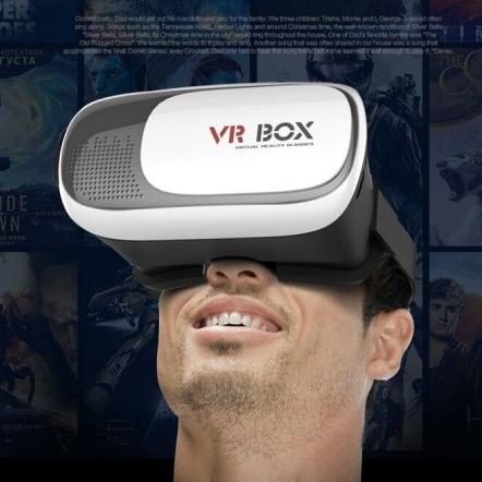 Очки виртуальной реальности VR BOX 3D 2.0